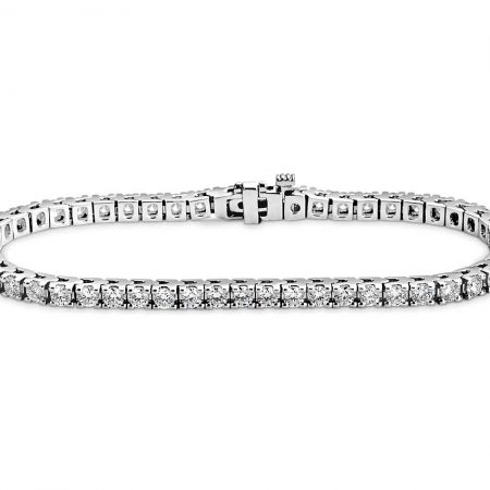 4ct Diamond Tennis Bracelet