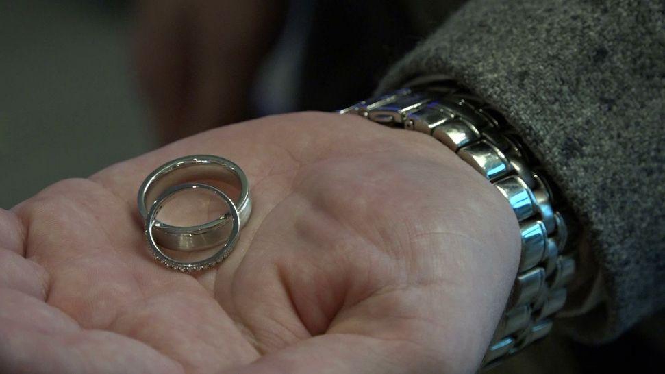 Bespoke Alternative Wedding Ring
