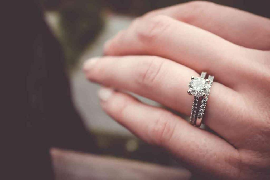 Bespoke Engagement Wedding Diamond Ring