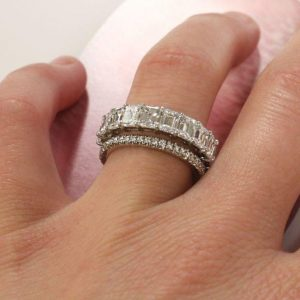 Bespoke Eternity Ring