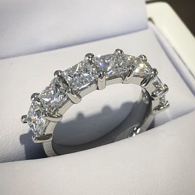 Bespoke Eternity Ring