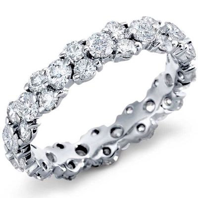 Hand Made Eternity Ring