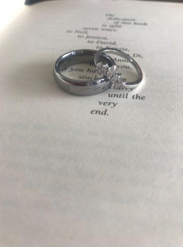 Bespoke Healey Rings
