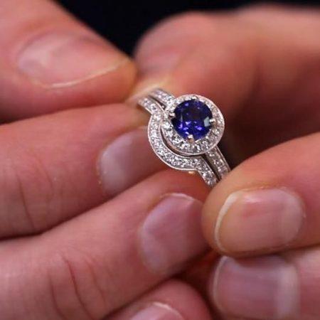 Bespoke Sapphire Ring