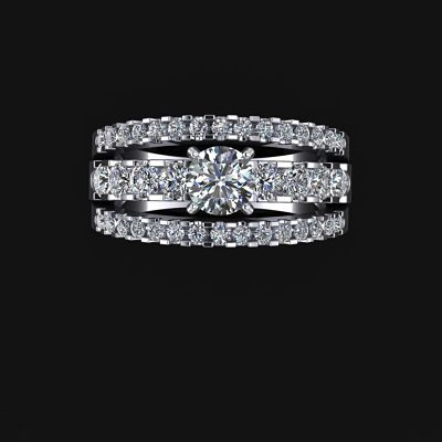 Customer Bespoke Ring
