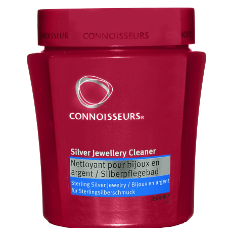Connoisseurs Silver Jewellery Cleaning Solution