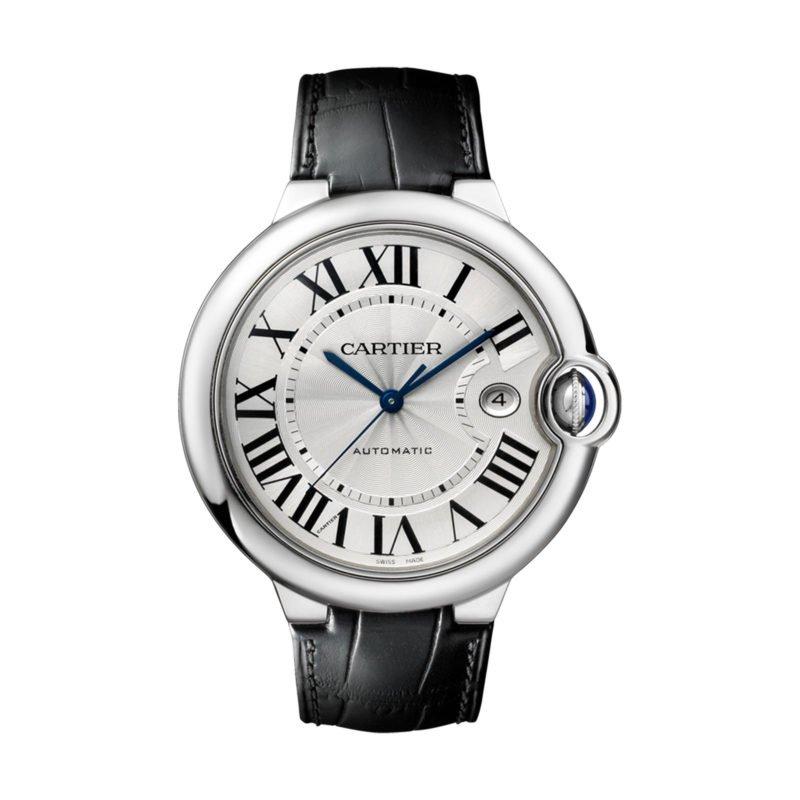Ballon Bleu De Cartier Strap Watch 42 mm