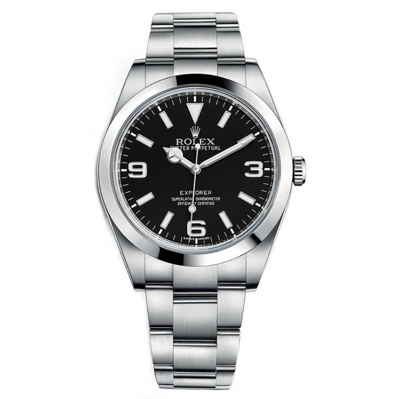 Re-Conditioned Rolex Explorer 35mm - Collectable