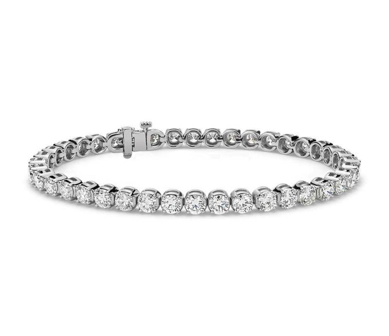 Classic Diamond Tennis Bracelet - 10.00cts