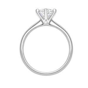 0.50ct Brilliant Cut Diamond Solitaire Engagement Ring