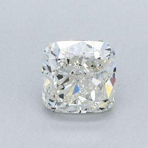 Cushion Cut Diamond Engagement Ring 1.26cts