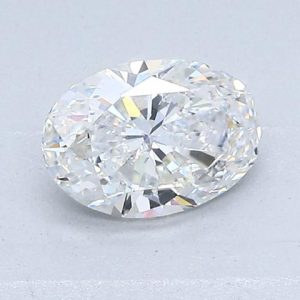 Oval Cut Diamond Engagement Ring 1.18cts